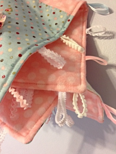 blanket ribbon