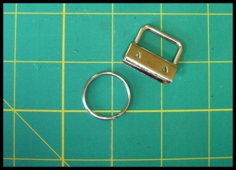 2 basic key fob hardware