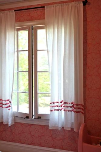 curtains B