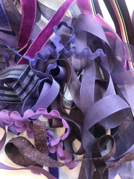 grape ribbon